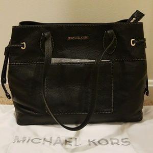 Brand New! Michael Kors Black Tote